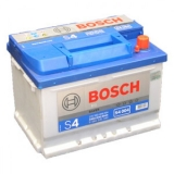 Autobaterie BOSCH SILVER S4 60Ah 540A