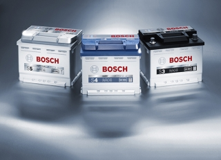 Autobaterie  BOSCH SILVER S3 45Ah 400A